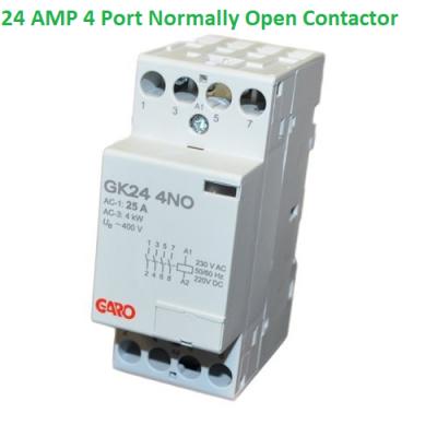25A 4P NO Modular Contactor