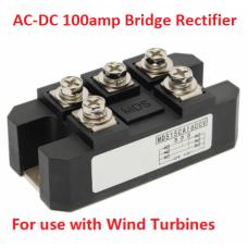 3 Phase Bridge Rectifier 100 Amps