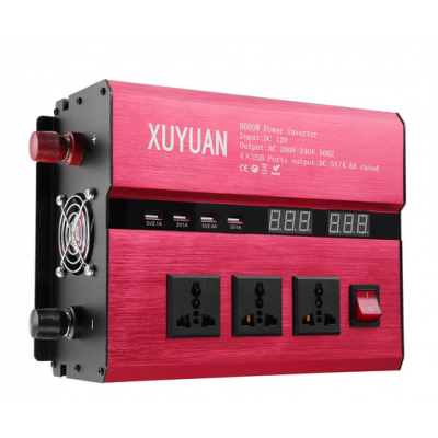 8000W Modified Sine Wave Power Inverter (12volt)
