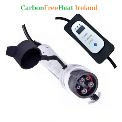 EV Home charger Type1 16 AMPS EU / Irish Plugs