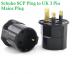 EV Home charger Type1 16 AMPS EU / Irish Plugs