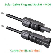 Solar Plug + Socket - MC4