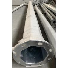 Wind Turbine Pole - Octagonal