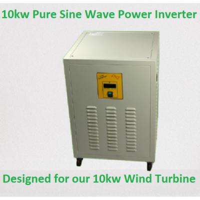 10KW Power Inverter - Pure Sine Wave Output