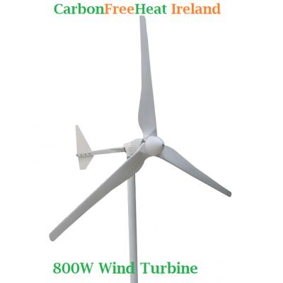 800w Wind Turbine 48V AC